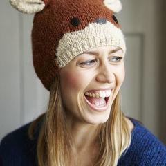 Fox Beanie Hat