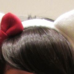 Hello Kitty Ears Headband