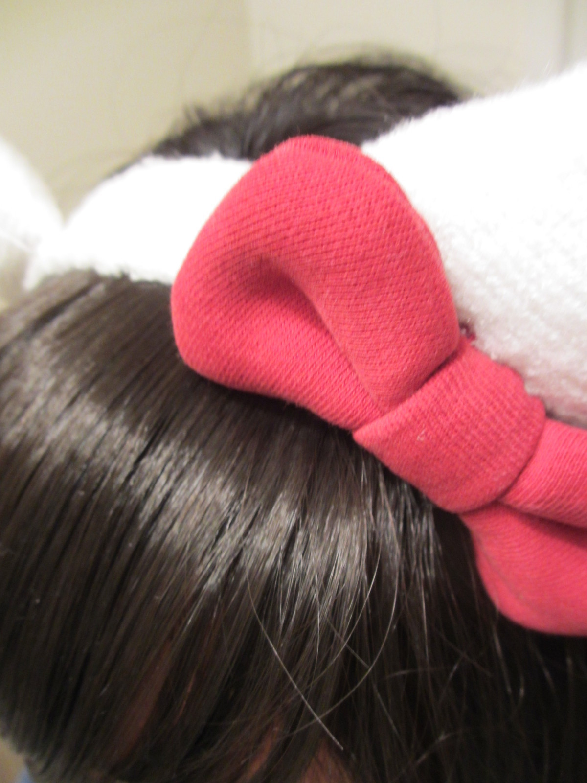 Hello Kitty Ears Headband 183 How To Make An Ear Horn 183 Sewing And Sewing On Cut Out Keep