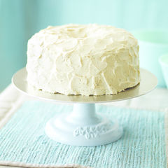 Vanilla Cloud Cake