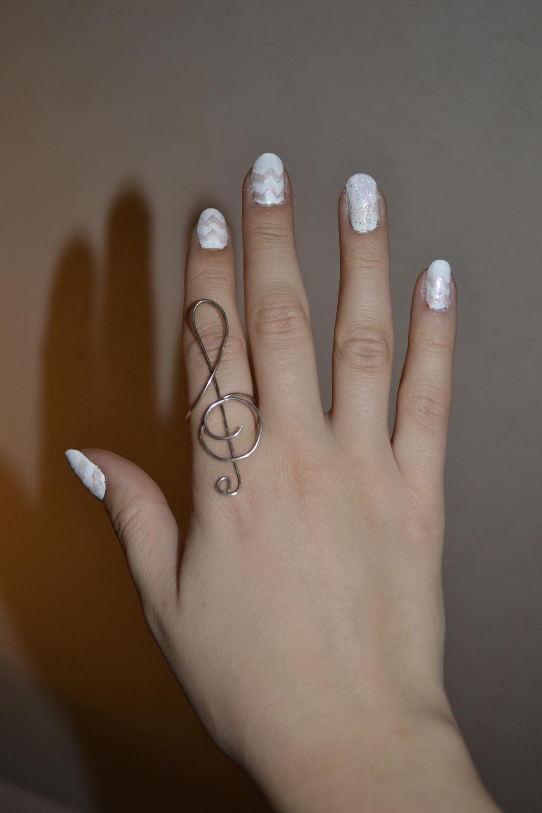 Chevron Nails · How To Paint Patterned Nail Art · Nail