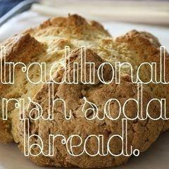 Irish Soda Bread With Buttermilk