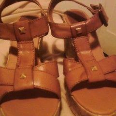 Diy: Sandals + Studs