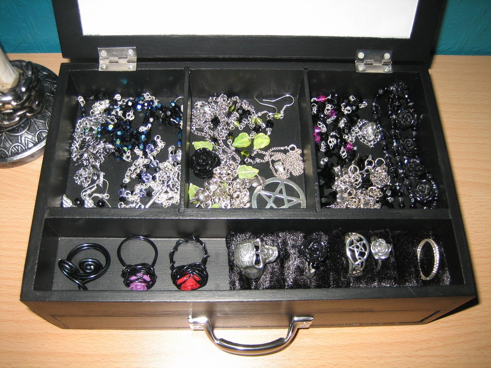 Hair Accessories Storage Case