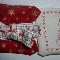 Christmas Jewellery Bags