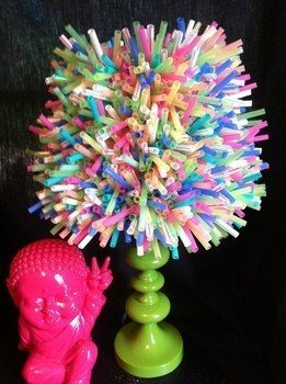 .  Make a straw light by metalworking Version posted by LivingDeadGirl. Difficulty: 3/5. Cost: 3/5.