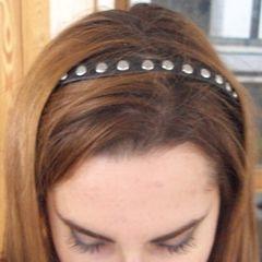 Studded Headband.