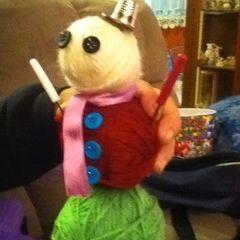 Yarny The Snowman