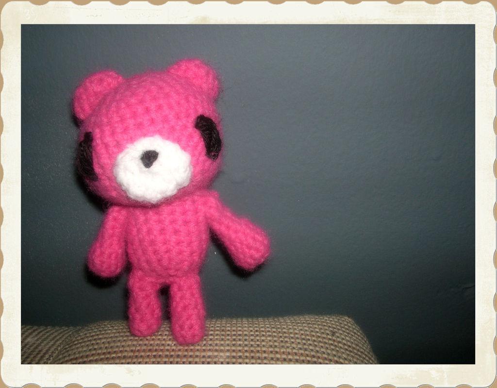 Amigurumi Honey Teddy Bear Couple [Free Crochet Pattern] - The ... | 799x1024