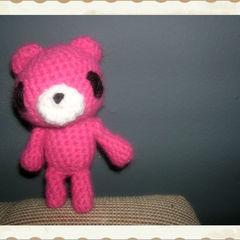Gloomy Bear Amigurumi Pattern