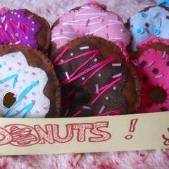 Hanging Xmas Donut