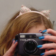Kitten Head Band