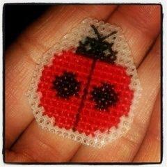 Teeny Ladybug Brooch