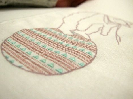 Sublime stitch competition .  Embroider art by drawing, needleworking, embroidering, needlepointing, and sewing with embroidery floss. Inspired by animals and people. Creation posted by Megan S. Difficulty: 4/5. Cost: Cheap.