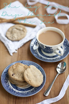 Sweet cookies that keep really well in the freezer .  Free tutorial with pictures on how to bake a batch of cinnamon cookies in under 60 minutes by cooking and baking with butter, salt, and eggs. Recipe posted by BAKE . Difficulty: 3/5. Cost: 3/5. Steps: 10
