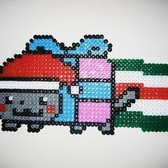 Christmas Nyan Cat