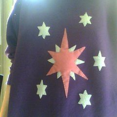 Twlight Sparkle Sweater