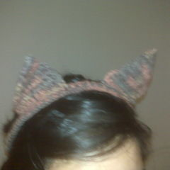 Crotchet Animal Ears