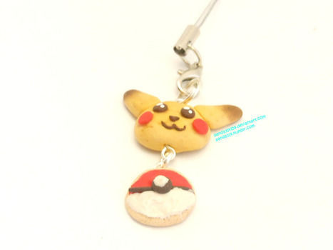 PikaCHU! .  Sculpt a clay character charm in under 60 minutes using polymer clay and translucent liquid sculpey. Inspired by pokemon. Creation posted by Ammelanoleuca. Difficulty: Simple. Cost: Absolutley free.