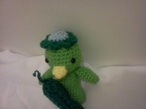 Kappa Kappa A Character Plushie Yarn Craft Crochet And