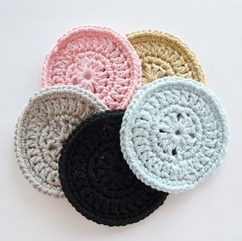 .  Free tutorial with pictures on how to stitch a knit or crochet coaster in under 20 minutes by crocheting with crochet hook and cotton. How To posted by AnnemariesCrochetBlog. Difficulty: Easy. Cost: Absolutley free. Steps: 1