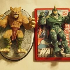 Action Figure Upcycle