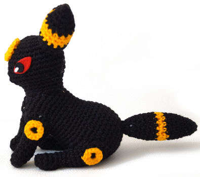 If you can't catch them all, make them :D .  Make a food plushie in under 180 minutes by crocheting and amigurumi with felt, crochet needle, and crochet yarn. Inspired by gifts, pokemon, and domo kun. Creation posted by Lufe Soto. Difficulty: 4/5. Cost: Cheap.