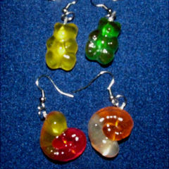 Yummy Gummies Earrings