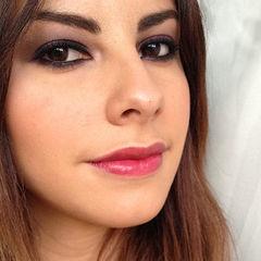 Smoldering Cranberry Makeup Look