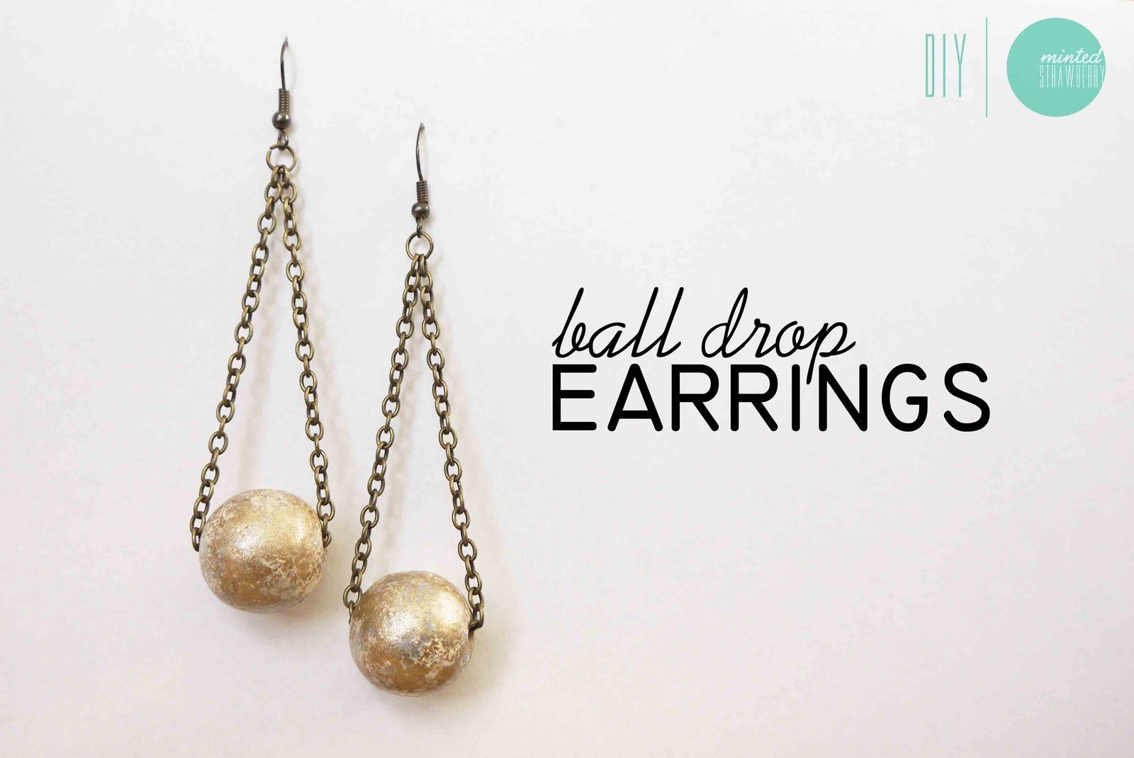 How to make chandelier earrings · Craft tutorials and inspiration ...