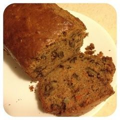 Carrot And Walnut Loaf