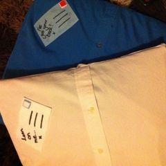 Shirt To Cushion Cover