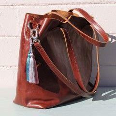 Tassel Bag Dangle