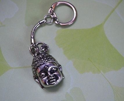 A-MI-DA-BU-TSU .  Make a metal charm in under 15 minutes by beading and wireworking with jump rings, charms, and key chain. Creation posted by Risa.Hanae (JapZilla). Difficulty: Easy. Cost: Cheap.