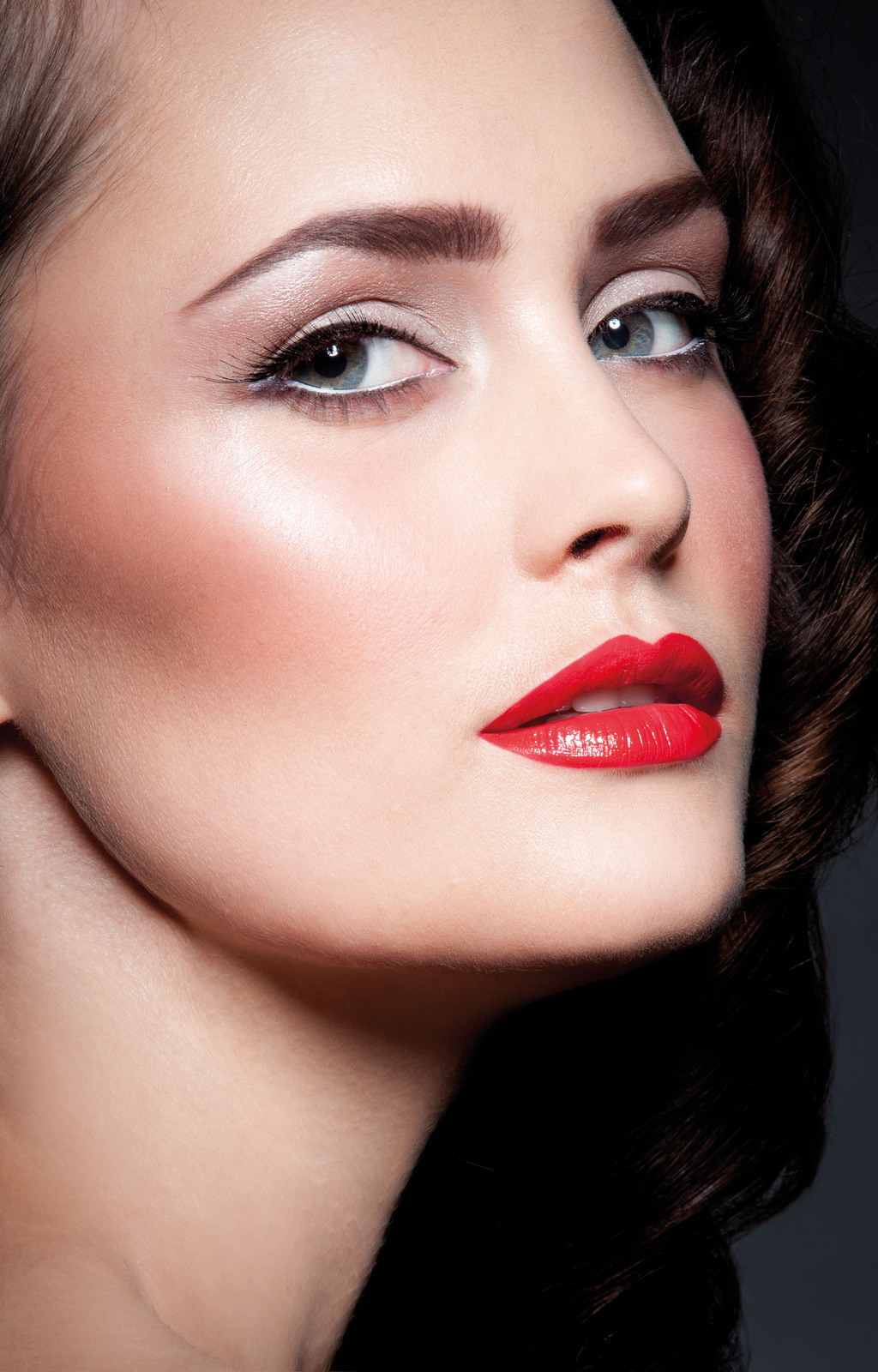 Make Up Application: Ava Gardner · Extract From Jemma Kidd Make-Up Secrets By