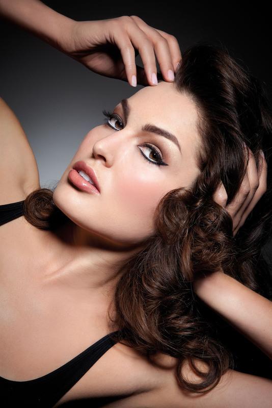 sophia loren - Sophia Loren Hair Color