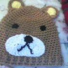 Rilakkuma Crochet Hat
