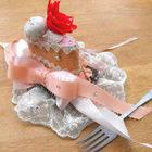 Sweet Lolita Strawberry Cake Hat/Head Piece