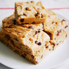 Square pb brownies2i