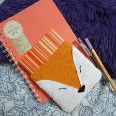 Fox Agenda Or Diary Cozy