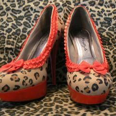 Diy Shoe Redesign