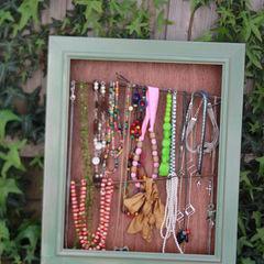 Diy Jewellery Frame