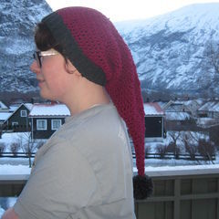 Long Pointy Elfish Beanie