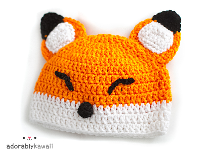 Ravelry: The Sleepy Fox pattern by Eserehtanin (Nina)   510x700