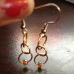 Chain Link Dangles #3