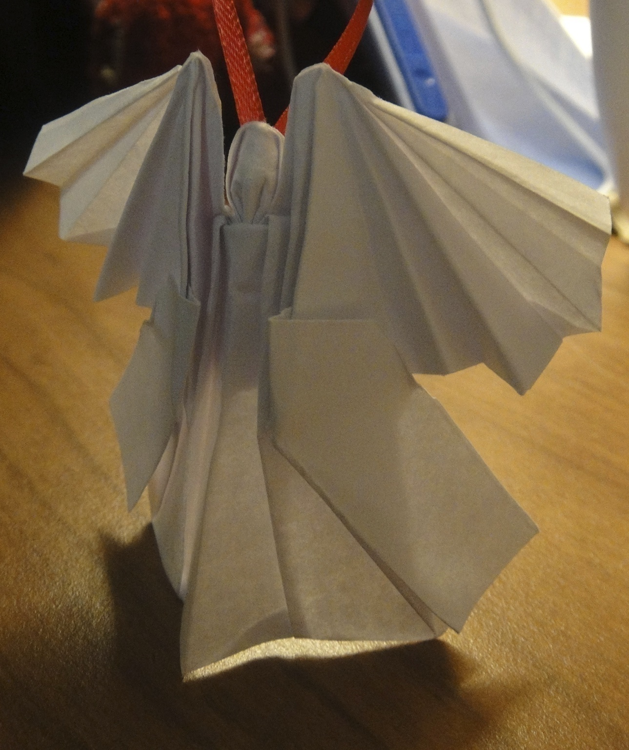 Amazing Origami Angels to Harp on About | 1536x1289