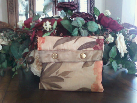 Got a pretty pillowcase with potential? Turn it into a purse! .  Make a recycled pouch in under 60 minutes by sewing with ribbon, strap, and pillow case. Inspired by clothes & accessories. Creation posted by Amabel R. Difficulty: 3/5. Cost: Absolutley free.