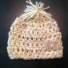 Quick & Easy Crocheted Child's Hat