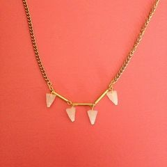 Diy Resin Spikes For Necklace