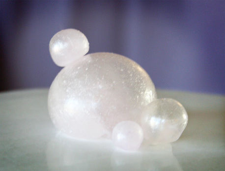 An inexpensive way to do sugar art! .  Free tutorial with pictures on how to cook glass candy in under 60 minutes by cooking, baking, and decorating food with water, sugar, and baking tray. Recipe posted by Kathryn P. Difficulty: 3/5. Cost: Absolutley free. Steps: 5